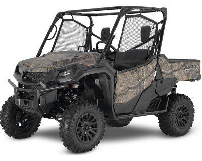 2021 Honda Pioneer 1000 Deluxe Utility SxS Austin, MN