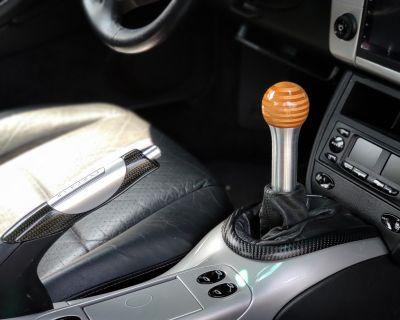 Custom Carrera GT Style Wood shift knob for 997/996/993/964