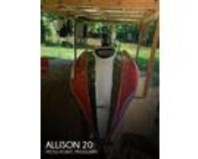 20 foot Allison 20