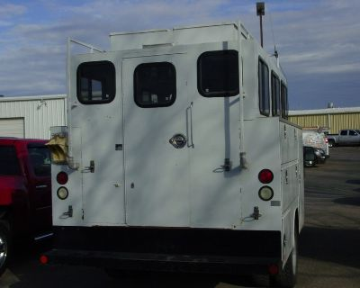 Utility Bed Service Body Knaphiede KUV Style $2750