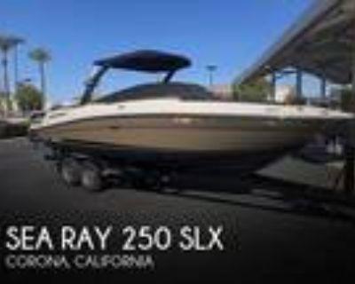 25 foot Sea Ray 250 Slx