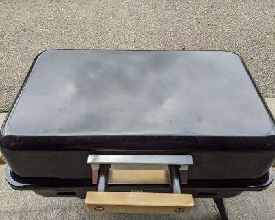 Portable Table Top Gas Grill