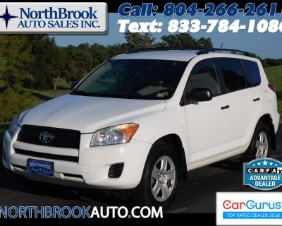 Used 2010 Toyota RAV4 4WD 4dr 4-cyl 4-Spd AT (Natl)