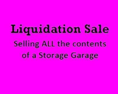Misc & Garage Sale Stuff