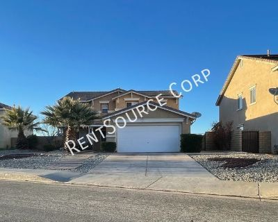 4 Bedroom, 2.5 Bathroom Home for Rent in West Palmdale
