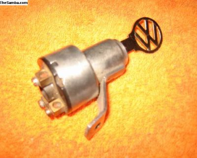 SG early screw terminal ignition switch early bug!
