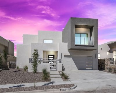 Moderno Velo luxurious modern living at the base of the Franklin Mountains - Bear Ridge