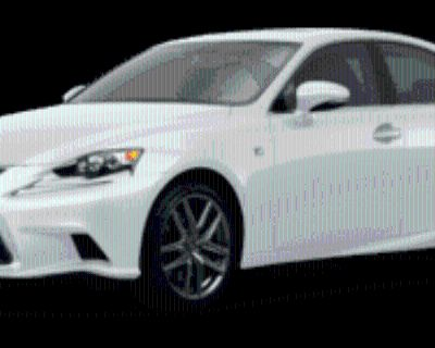 2014 Lexus IS IS 350
