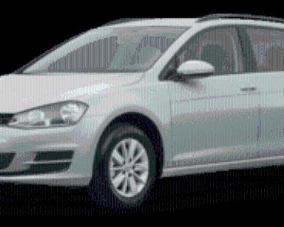2017 Volkswagen Golf S SportWagen FWD Auto