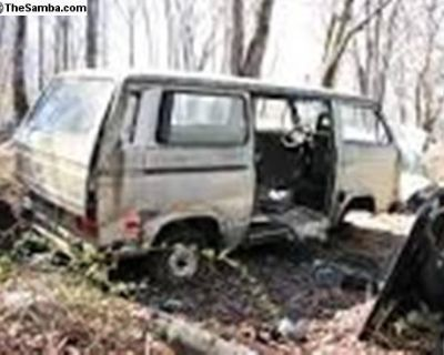 [WTB] Junker/Dirty/crummy/UGLY Vanagon wanted::