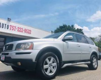 2007 Volvo XC90 3.2L with Sunroof and 3rd Row AWD