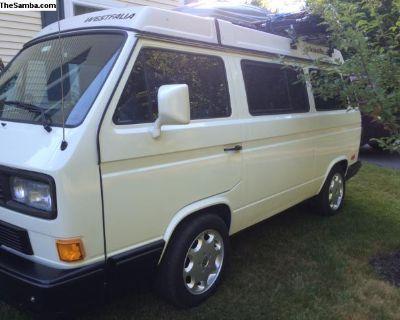 1990 Westfalia Weekender Multi Van