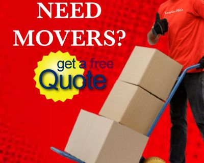 Best Moving Help Services Houston Texas with Free Quotes | EasyGo PRO