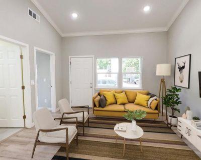 Spacious North Oakland apartment near Bushrod Park