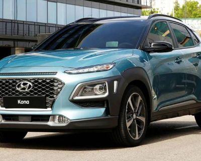 2019 Hyundai Kona SEL