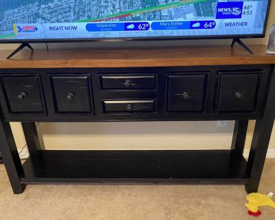 TV Console/ Entry Table