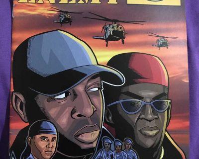 Public Enemy comic book