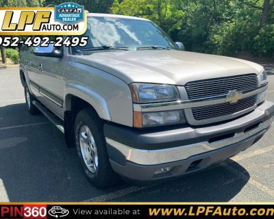 """Used 2005 Chevrolet Avalanche 1500 5dr Crew Cab 130"""" WB 4WD Z71"""