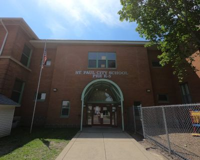 St Paul City School For Sale Or Lease