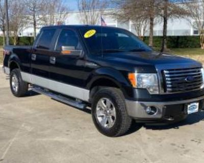 2012 Ford F-150 XL SuperCrew 5.5' Box 4WD