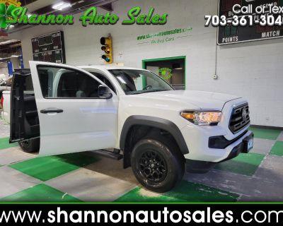 Used 2019 Toyota Tacoma 4WD SR Access Cab 6' Bed V6 AT (Natl)