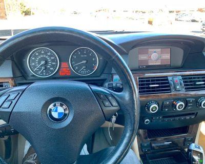 2008 * BMW * 528i ((Automatic Transmission Cruise Control))