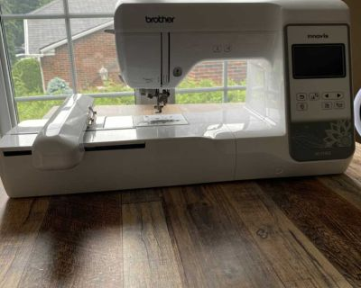 BROTHER INNOV-IS NS1150E EMBROIDERY MACHINE