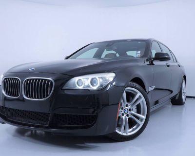 2014 BMW 7 Series 740Li
