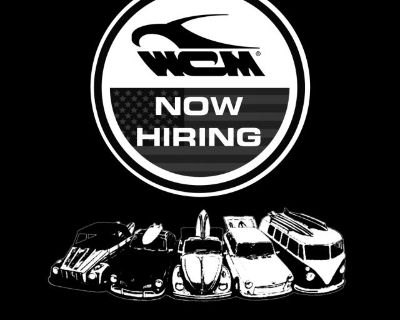 Job available in VW Parts Sales
