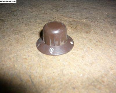 westy stove knob O-b4