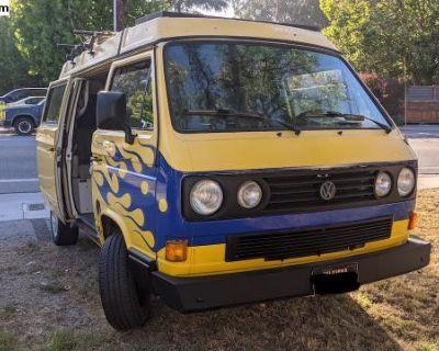 1989 VW Vanagon Westfalia - full camper