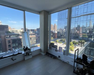 Living room in luxury apartment for sublet