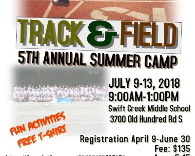 Track & Field Summer Camp