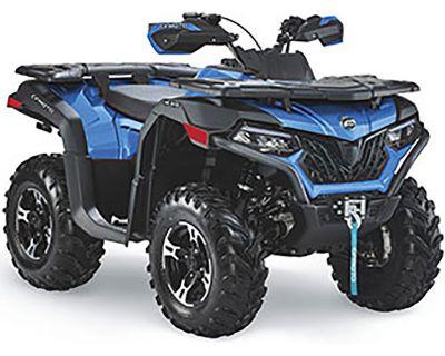 2021 CFMOTO CForce 600 ATV Utility Leland, MS