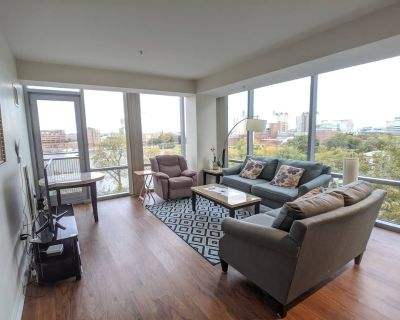 Large 2 Bedroom/ 2 Bathroom w/River Views Nearby MGH, MIT, Harvard, W/D in Suite - West End