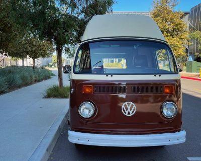 1978 Hightop Camper Bus