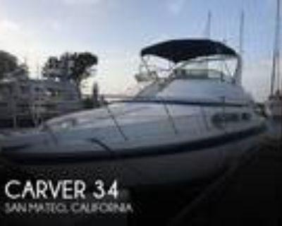 34 foot Carver 34