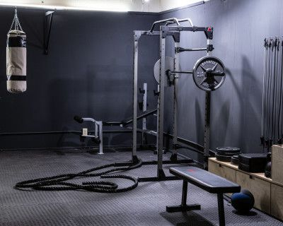 Downtown Gym - Boxing, CrossFit, Weightlifting, Los Angeles, CA
