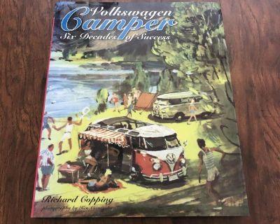 Volkswagen Camper: Six Decades of Success Book