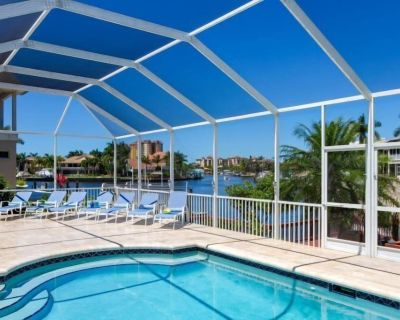 Magic Sunset - Luxurious Vacation Home With Gulf Access and 2 King Size Beds - Pelican