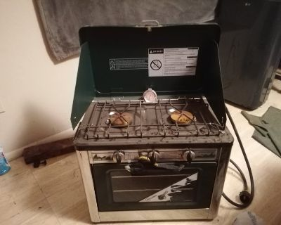 Camp Chef Stovetop w oven
