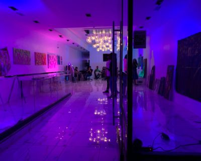 DTLA Prime Venue for Clothing Brands, Art Galleries, Popups and Networking Events., LOS ANGELES, CA