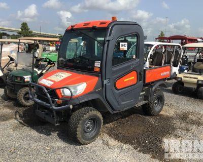 2016 Kubota RTV-X1100C 4x4 Utility Vehicle