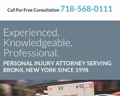 Bronx Personal Injury Lawyers