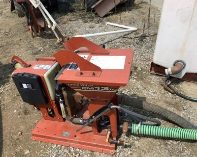 2008 DITCH WITCH FM13V Drilling Equipment