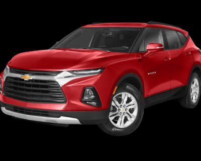 New 2021 Chevrolet Blazer RS Front Wheel Drive SUV