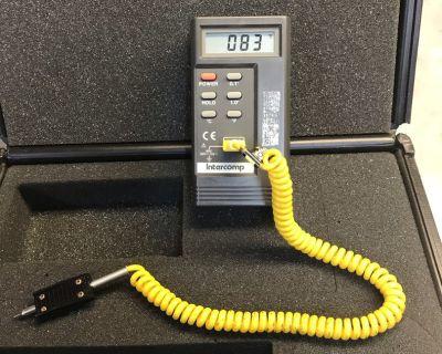 Intercomp pyrometer