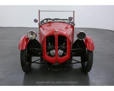 1933 Morgan 3-Wheeler