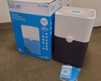 LIKE NEW, $100 off: Blueair 211+ HEPA/carbon air purifier (orig. $300)