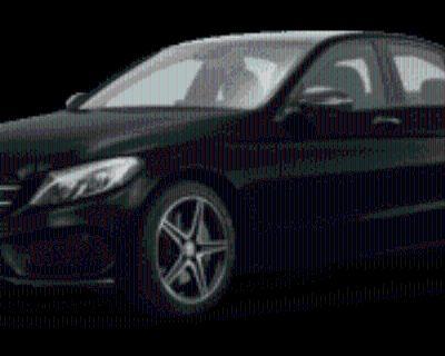 2016 Mercedes-Benz C-Class C 300 Sedan RWD